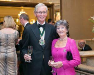 Edward Middleton FCA and wife Rosemary - NIOS