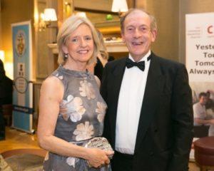 Michael Marian Fairbairn at Gala Ball - NIOS
