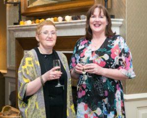 Roisin McGuinness and Karen Breslin at Gala Ball - NIOS