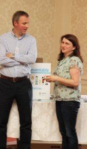 David Barnes and Jill Campbell - NIOS