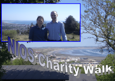 Charity Walk Flyer - NIOS